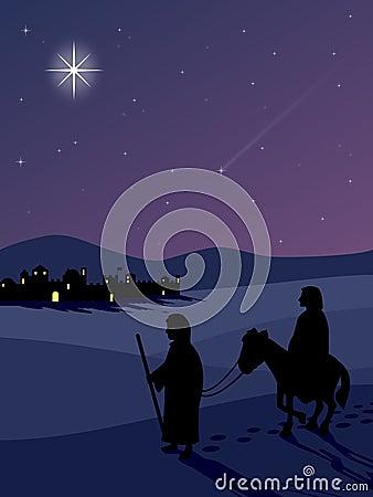 Free On Route To Bethlehem Stock Photos - 6915753