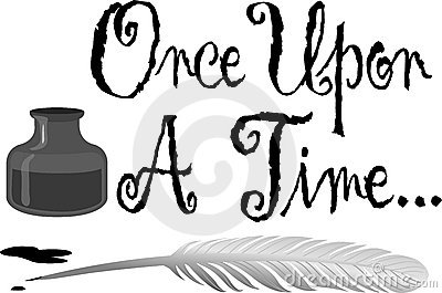 Once Upon a Time Pen Ink