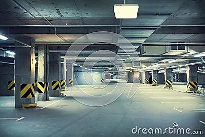 Ondergronds parkeren