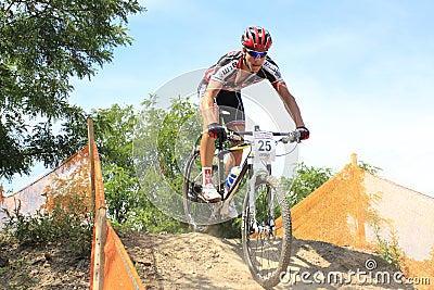Ondrej Paur - MTB cross country Editorial Photography
