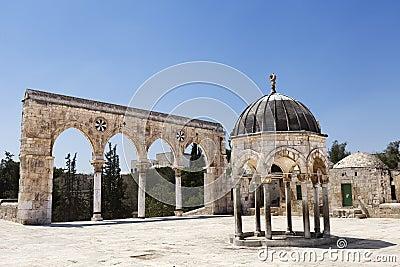 Temple Mount Entrance