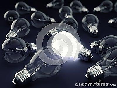 One Bright Bulb