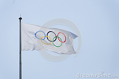 One day to London 2012 Olympics Editorial Photography
