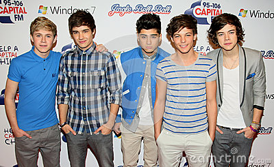One Direction Editorial Image