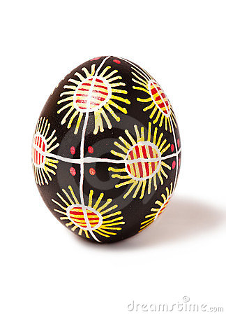 One Easter Egg Pysanka