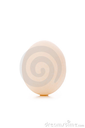 One egg isolated