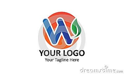 Leaf,plant,logo,ecology,people,wellness,green,leaves,nature symbol icon set of vector designs Vector Illustration
