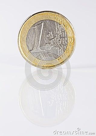 Free One Euro Stock Image - 23013891