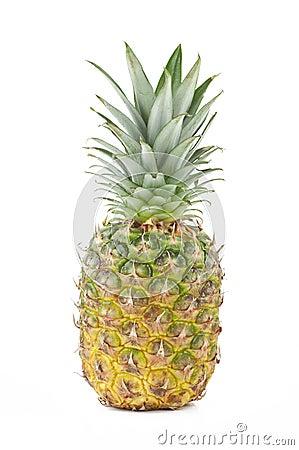 One full pineapple.