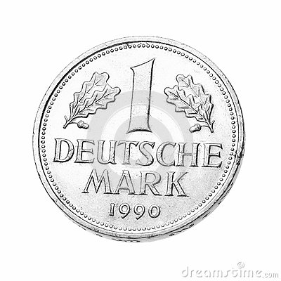 One german mark