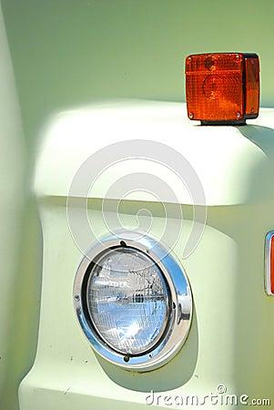 One Headlight