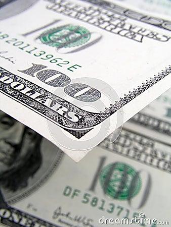 Free One Hundred Dollar Bills Stock Photo - 226280
