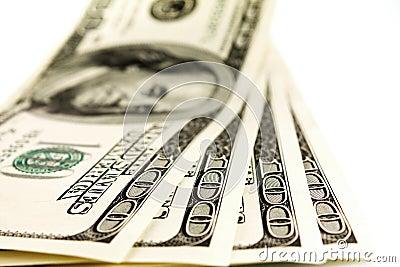 One hundred dollar moneys