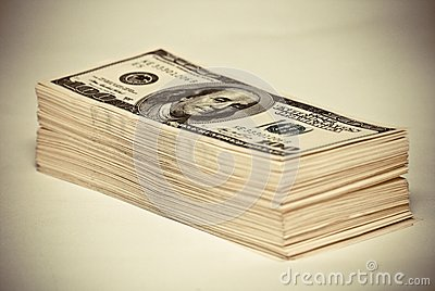One hundred dollars US