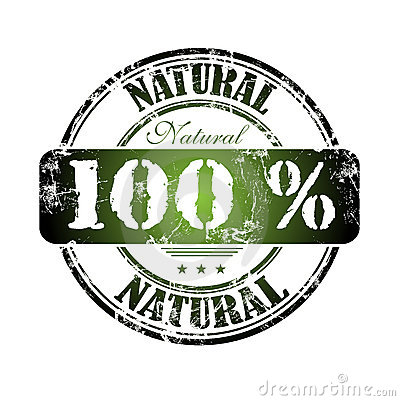 Free One Hundred Percent Natural Royalty Free Stock Images - 8179079