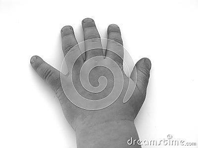 One Little Hand