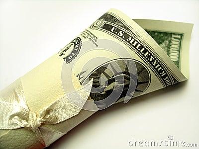 One million dollar note
