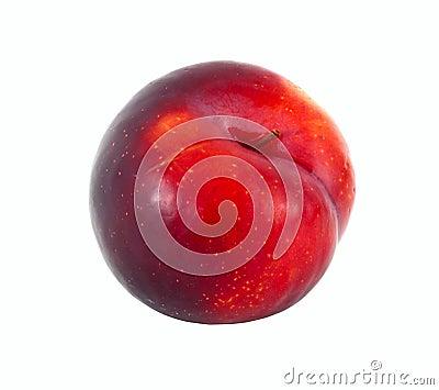 One plum