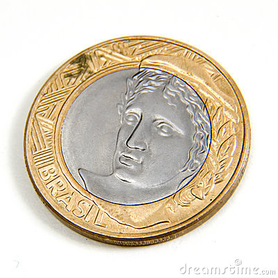 One Real coin