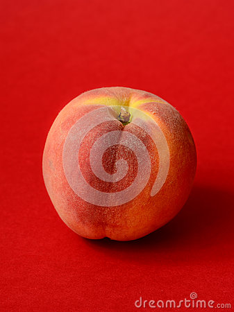 Free One Ripe Peach Royalty Free Stock Photo - 75126345