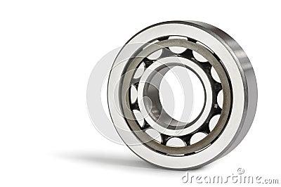 One roller bearing