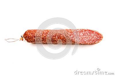 One salami sausage