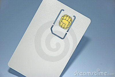 One smart card