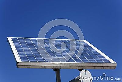One solar panels