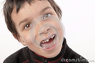 One teeth boys 2