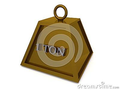 one-ton-weight-thumb21073269.jpg