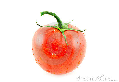 One whole tomato