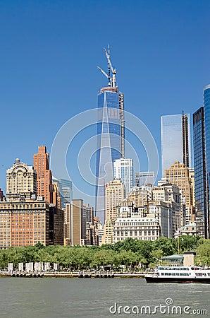 One World Trade Center, aka Freedom
