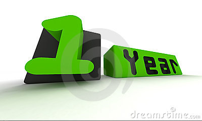 One year