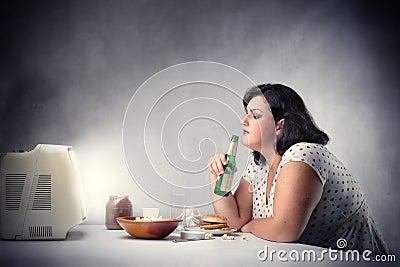 Ongezond diner