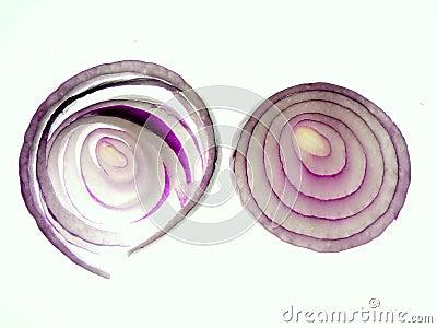 onion discs