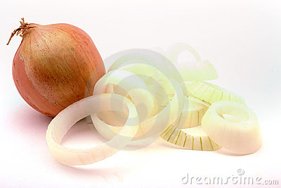 Onion and rings
