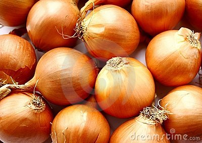 Onions - a source of vitamins.
