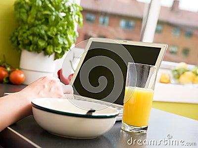 Online Breakfast