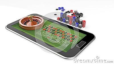 online casino tablet