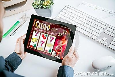 online casino payment officer