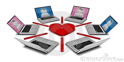 Online Dating Network