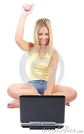 Online excitment
