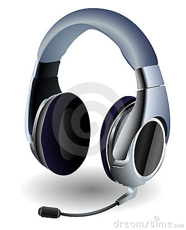 Online gaming headset