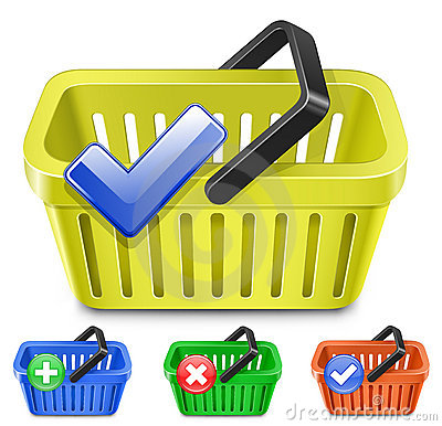 Online Internet Store Shopping Carts
