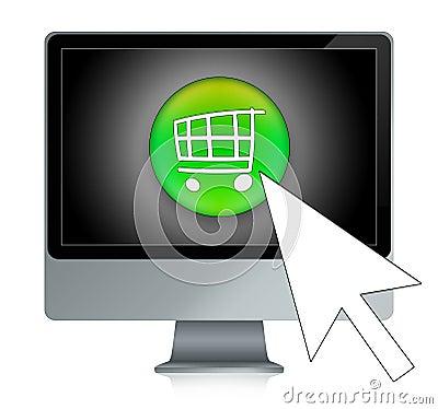 Free Online Shopping Stock Photos - 10272333
