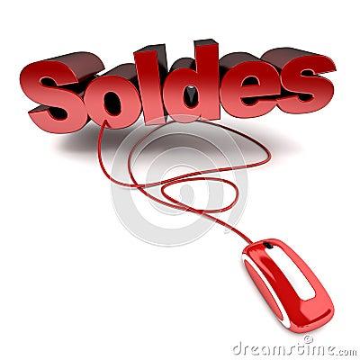 Online soldes