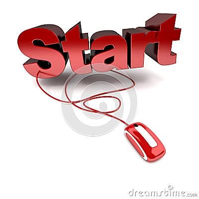 Online start