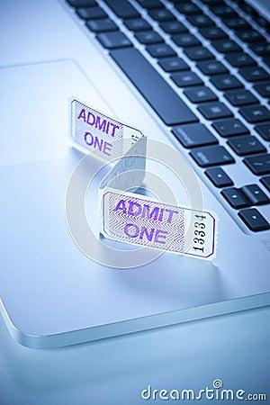Online Movie Ticket Computer Entertainment