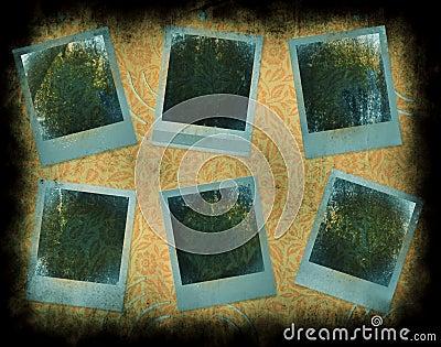 Onmiddellijke fotoframes
