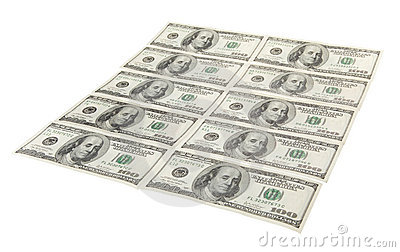 Ons dollars in ruw